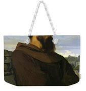 A Thinker A Young Roman Monk Weekender Tote Bag