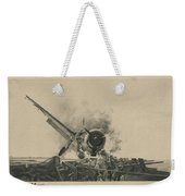 A Time For Courage Weekender Tote Bag