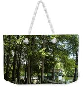 A Time To Go Fishing Weekender Tote Bag