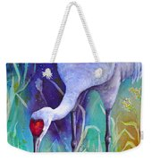 A Time To Nurture Weekender Tote Bag