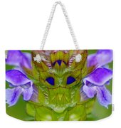 A Tiny Flower King Weekender Tote Bag