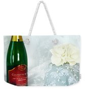 A Toast To Love And Laughter Weekender Tote Bag