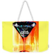 A Toast To The Heart And Mind Weekender Tote Bag