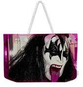 A Tongue Kiss Weekender Tote Bag