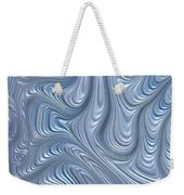 A Touch Of Blue Weekender Tote Bag