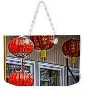 A Touch Of China Weekender Tote Bag