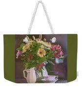 A Touch Of Love Weekender Tote Bag