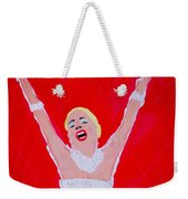 A Touch Of Star Quality Weekender Tote Bag