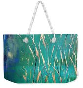 A Touch Of Teal Weekender Tote Bag