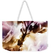 A Touch Of Violet Weekender Tote Bag
