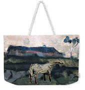 A Tough Horse  Weekender Tote Bag