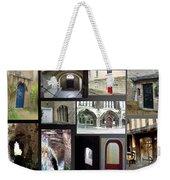 A Tour Of Doors Weekender Tote Bag