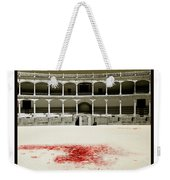A Tradition Of Tragedy Weekender Tote Bag