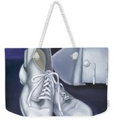 A Tradition Of White Weekender Tote Bag