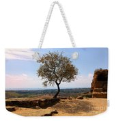 A Tree And A Rock Weekender Tote Bag
