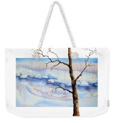 A Tree In Another Dimension Weekender Tote Bag