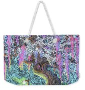 A Tree Of Many Colors Weekender Tote Bag