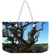 A Tree On The Edge Weekender Tote Bag