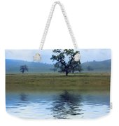 A Trees  Reflection Weekender Tote Bag