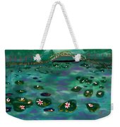 A Tribute To Lillies Weekender Tote Bag