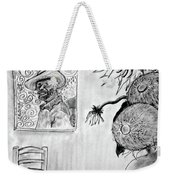 A Tribute To Vincent Weekender Tote Bag