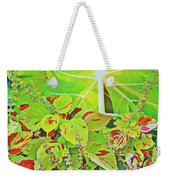 A Tropical Bouquet Weekender Tote Bag