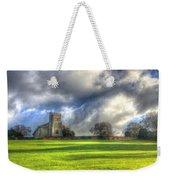 A Typical Brit Landscape Weekender Tote Bag