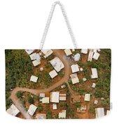 A Typical Indigenous Village Weekender Tote Bag
