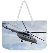 A U.s. Air Force Mi-8 Hip Helicopter Weekender Tote Bag