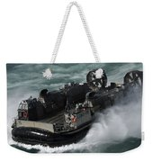 A U.s. Navy Landing Craft Air Cushion Weekender Tote Bag