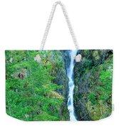 A Very Tall Waterfall Weekender Tote Bag