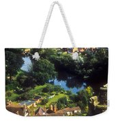 A View From Blarney Castle In Ireland Weekender Tote Bag