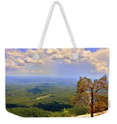 A View From Table Rock Weekender Tote Bag