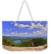 A View From Table Rock South Carolina Weekender Tote Bag
