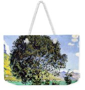 A View Of Lake Brienz From Bodeli Weekender Tote Bag