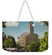 A View Of St Mary's Weekender Tote Bag