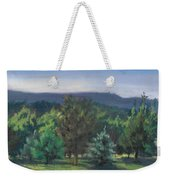 A View Of The Catskill Mountains Weekender Tote Bag