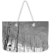 A View Through The Woods Weekender Tote Bag