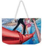 A View To A Kill 1985 Weekender Tote Bag
