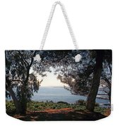 A View To The Sea Weekender Tote Bag