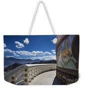 Spiritual Journey.. Weekender Tote Bag