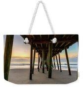 A Virginia Beach Morning Weekender Tote Bag