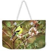 A Vision Of Spring Weekender Tote Bag