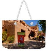 A Visit To The Museum Weekender Tote Bag