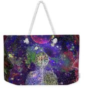 A W A K E N I N G    Solarl I F E Weekender Tote Bag by Joseph Mosley