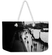 A Walk Along The Thames Weekender Tote Bag