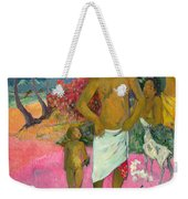 A Walk By The Sea Weekender Tote Bag