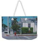 A Walk In Key West Weekender Tote Bag