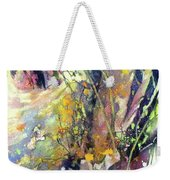A Walk In The Forest Weekender Tote Bag