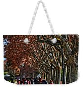 A Walk In The Park - Valencia Weekender Tote Bag